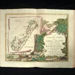 24. ATLANTE NOVISSIMO. Venezia, Antonio Zatta, 1779-84. 4 volumes in folio (39 x 26 cm), demi basane, dos à nerfs orné (reliure de l'époque). Très rare atlas magnifiquement colorié à l'époque, composé de 216 cartes doubles. Le premier volume s'ouvre par un double titre gravé monté sur onglet, de 8 pages, (dont la table des cartes pour les 4 volumes), de 50 pages d'explications et de 46 cartes. Le second contient un titre et 53 cartes, le troisième, titre et 54 cartes, et le dernier avec son titre et 52 cartes et 11 CARTES SUPPLEMENTAIRES, non signalées dans les tables et montrant différentes nouvelles provinces de l'Amérique et du Canada. Petite restauration ancienne en marge d'une carte, l'exemplaire est en belle condition, parfaitement conservé dans des reliures contemporaines et uniformes. 10000/15000