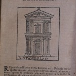 49. [FRANZINI (Frédérico)]. ROMA ANTICA E MODERNA. Roma, per il successore al Mascardi, 1668. In-8, basane (reliure de l'époque). Très nombreux bois gravés dans le texte. L'exemplaire est malheureusement incomplet de quelques feuillets et la reliure est en condition médiocre. 100/150