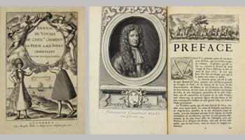 18. 11 Avr 15.CHARDIN (Jean). JOURNAL DU VOYAGE du Chevalier Chardin en Perse copie